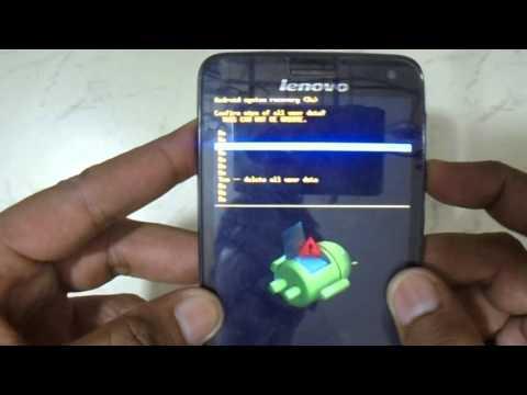 Lenovo S660 Eazy  Pattern Reset And Hard Reset Youtube