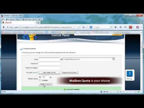 How to Create and Forward Email Accounts with HostGator
