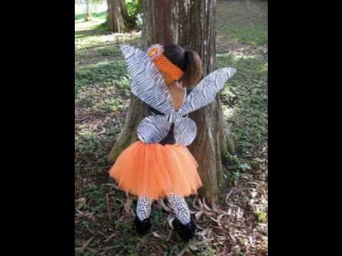 Fairy Wings & Classic Tutu Skirts For Little Girls Dress Up & Decorations For A Princess