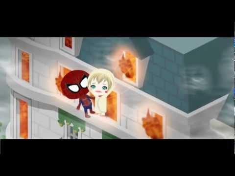 Ameba Pico: Spiderman