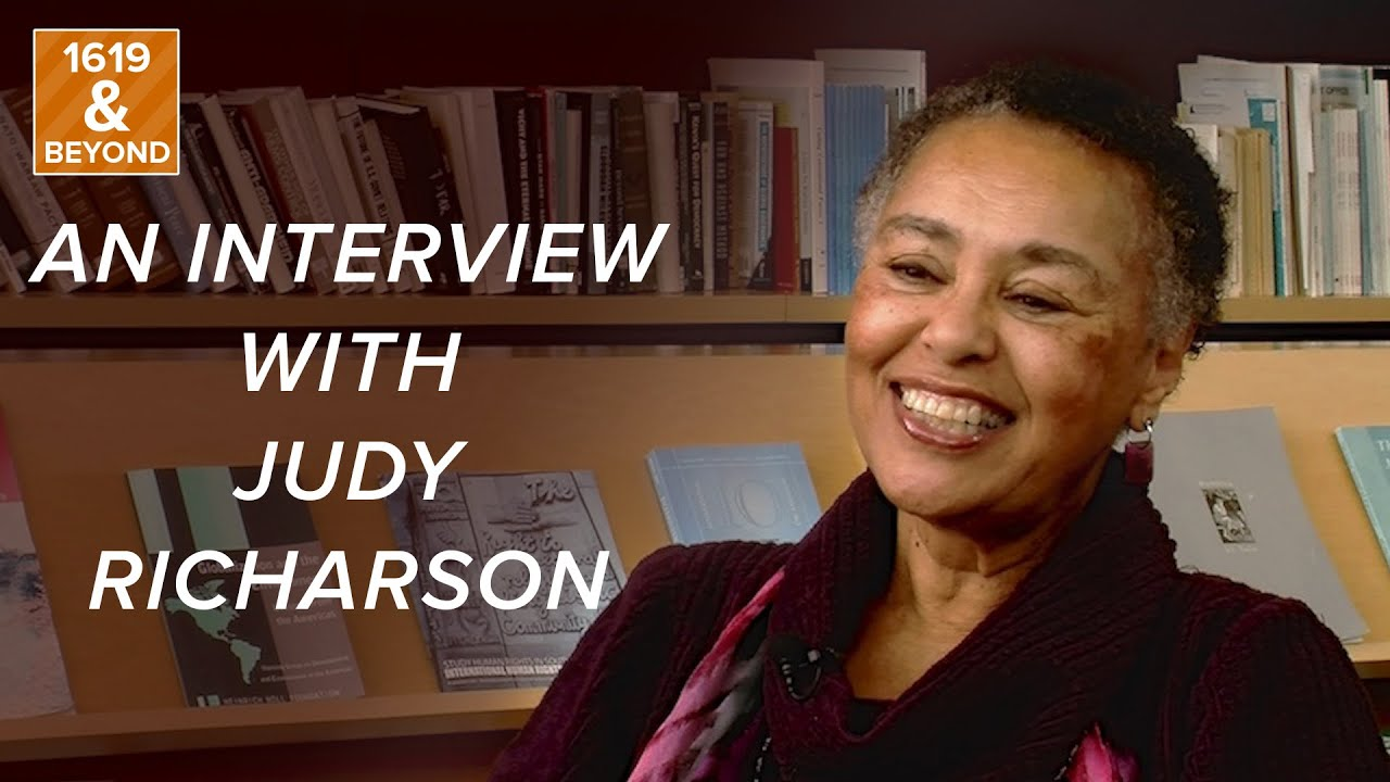 An Interview with Judy Richardson: Eyes in the Prize as Documentary and Document