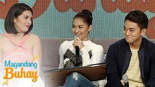 Magandang Buhay: Maja as an older sister