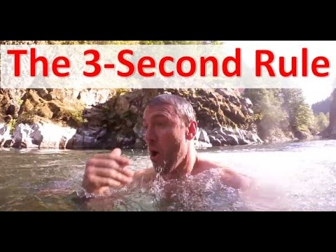 The 3 Second Rule: How To Overcome Fear