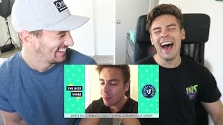 REACTING TO MY OLD VINES
