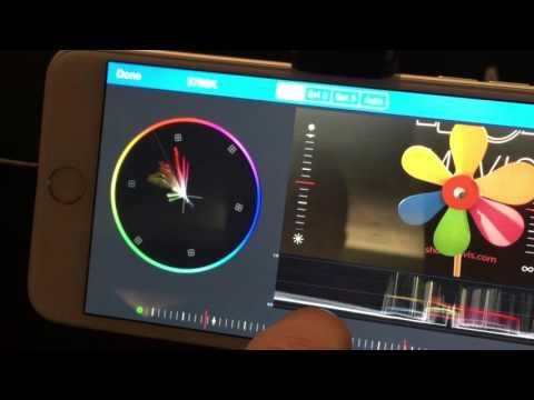 New Mavis iPhone camera app with amazing functionality
