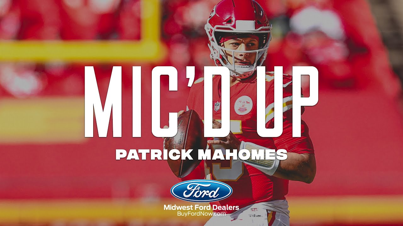 "Patrick Mahomes Mic'd Up: ""I Dressed Up as Travis Kelce"" | Week 8 vs. Jets"