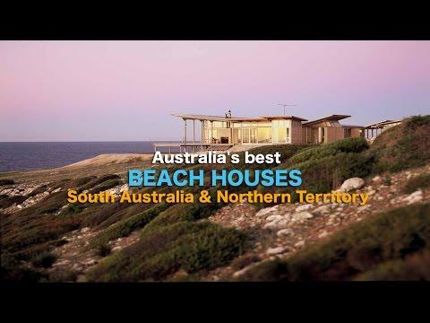 Australia's best beach houses: South Australian coast and Northern Territory