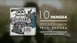 Download Pangea (Prod. Baghira) - Sólo los mejores improvisan (2012) Video
