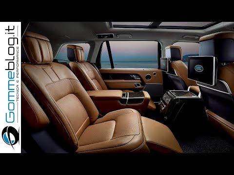 Range Rover 2018 INTERIOR New Rear Seats TOP LUXURY