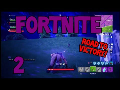 Road to Victory: Fortnite Part 2