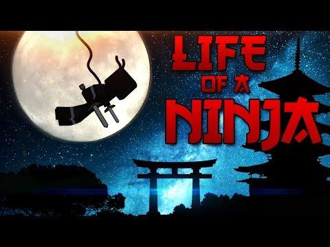 Life of a Ninja Teaser Trailer! (Minecraft)