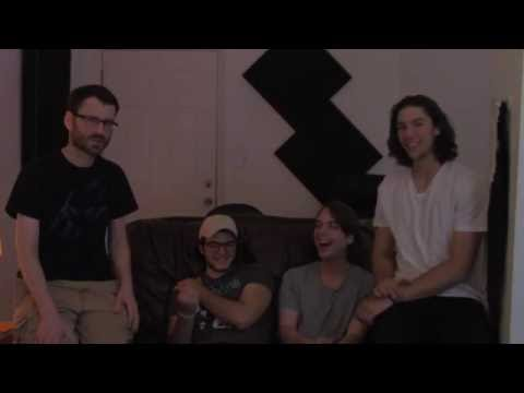 From Z to A: Episode 16- The Cluster Flies Interview/Performance