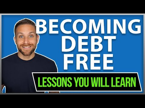$82,000 Debt Free Lessons You Should Know (student loan debt credit card debt)