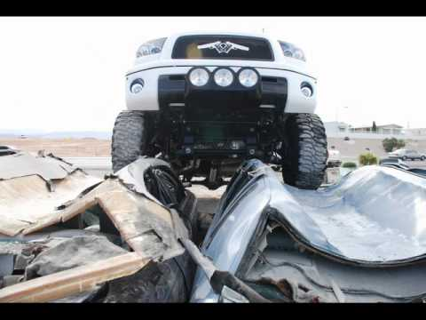 Bulletproof Suspension's Tundra Craze