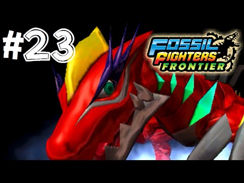 Fossil Fighters: Frontier Nintendo 3DS WHAT AGAIN?! Walkthrough/Gameplay Part 23 English!