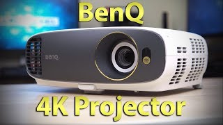 BenQ HT2550 Review - A 4K HDR Projector For $1500?
