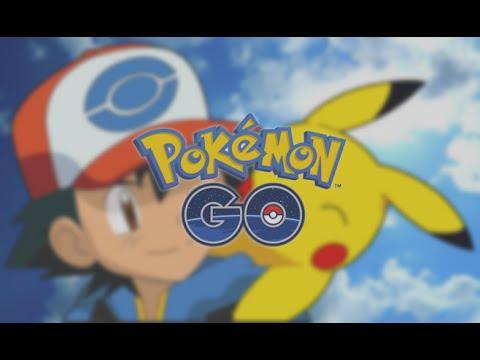 Vlog | Let's Play Pokemon Go