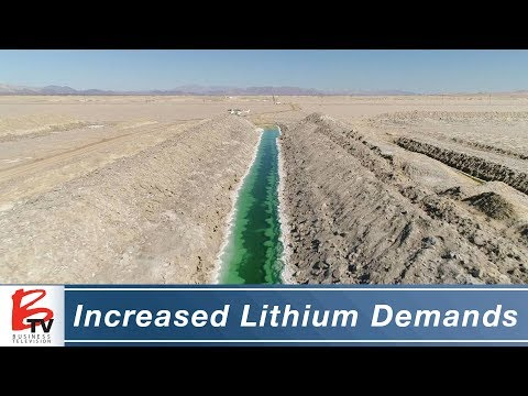 Opportunity From Increased Lithium Demands - Standard Lithium