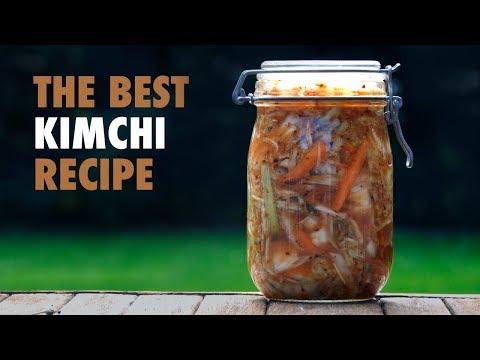 Kimchi - My favorite recipe!!
