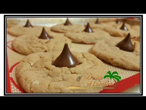 Chunky Peanut butter cookies - English