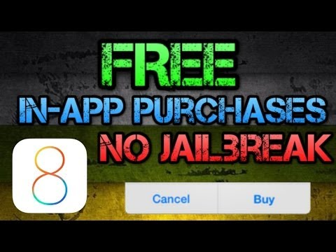 How to get Free In-App Purchases on iOS 8 - 8.1.1 [no jailbreak]
