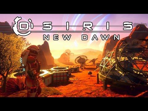 Osiris: New Dawn - Ep. 1 -  Subnautica in Space! - Let's Play Osiris New Dawn Gameplay