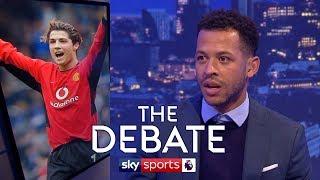 How has Cristiano Ronaldo transformed over the years?   Matthew Upson & Liam Rosenior   The Debate