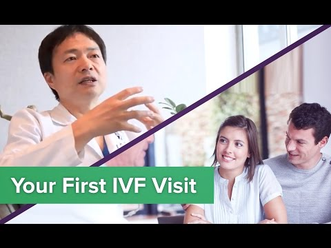 Dr. John Zhang's Talk: How to prepare for your first visit to New Hope Fertility Center