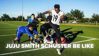 JUJU SMITH-SCHUSTER BE LIKE..