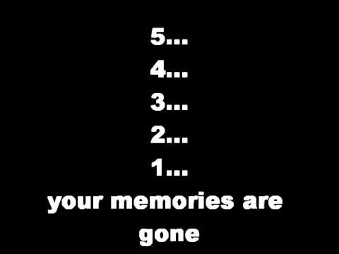 Hypnosis Forget Memories