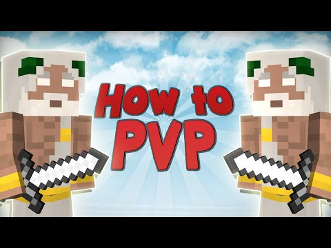 How to PVP in Minecraft! [TUTORIAL]