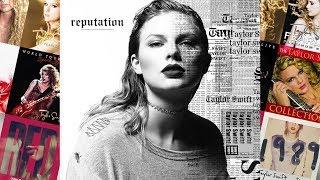 ¡Taylor Swift Estrena Nueva Portada y Canción!