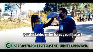 Luego de 50 días regresaron las ferias a la ciudad de Concepción