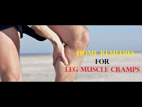Home Remedies for Leg Muscle Cramps