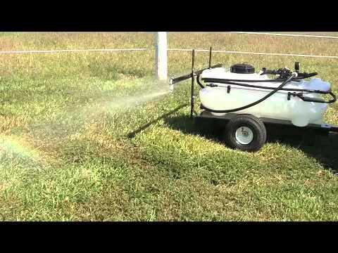 Boominator Boomless Spray Nozzles 2 Nozzle Boom Kit