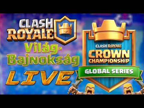 Clash Royale Világbajnokság! | Próbáljuk Meg! | Clash Royale Magyarul