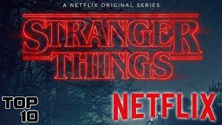 Download Top 10 Best Netflix Original Series Video