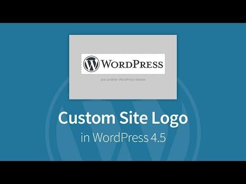 How to Add a WordPress Site Logo