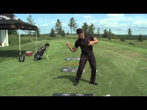 Golf Tip - Kinetic Sequence to Hitting the Ball Further