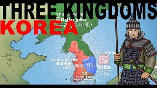 Download Korean Three Kingdoms Period explained (History of Korea) Video