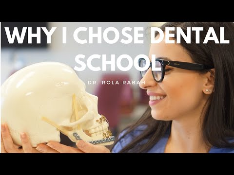 Why I Chose Dental School Over Medical School (The Journey of an Oral Surgery Resident)