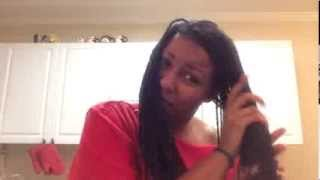 How To Do An Acv Rinse And Hot Oil Treatment On Locs Part Ii