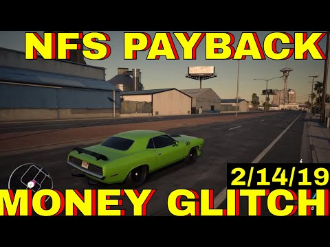 NEW* UNLIMITED MONEY GLITCH NEED FOR SPEED PAYBACK - PakVim net HD