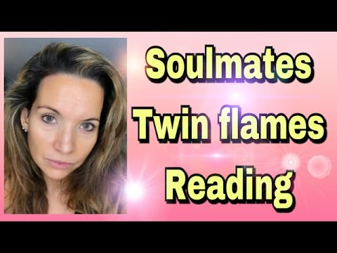 Soulmate Twin Flames Reading - Divine Partners getting back together