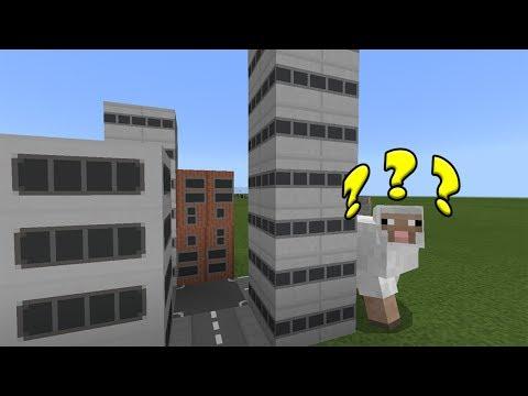 TINY CITY | Minecraft PE