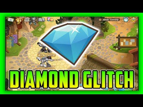 Animal Jam Diamond Glitch