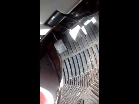 98 Ford Ranger Clutch Start Switch Bypass