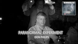 Download Paranormal Experiment with Don Philips (The Supernatural Files) Video