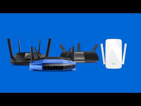 Configuration du Linksys RE6400 (English)