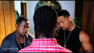 Bad Boys 2 Funny Scene - Reggie - The Shagan - Hindi Dubbed